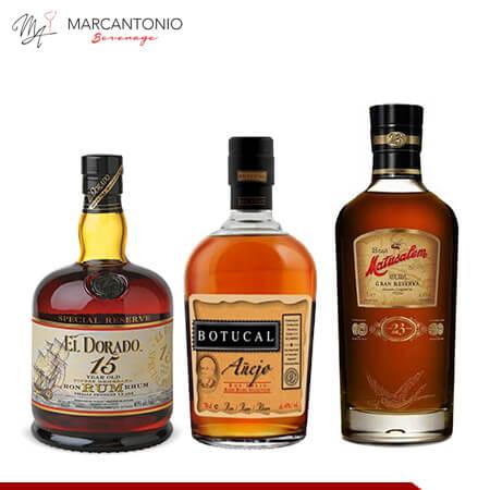 Rum marcantonio beverage
