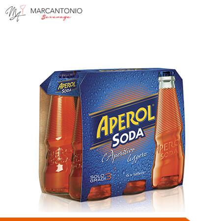 APEROL SODA 48X12 CL.