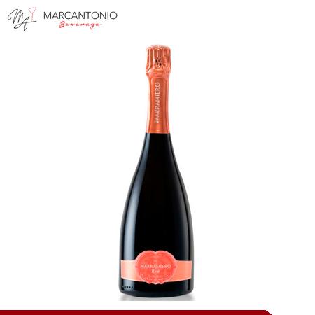 SPUMANTE MARRAMIERO ROSE' CL.75