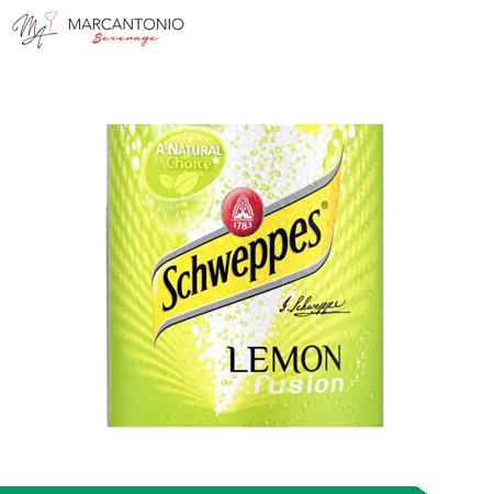 SCHWEPPES LEMON PREMIX LT.18